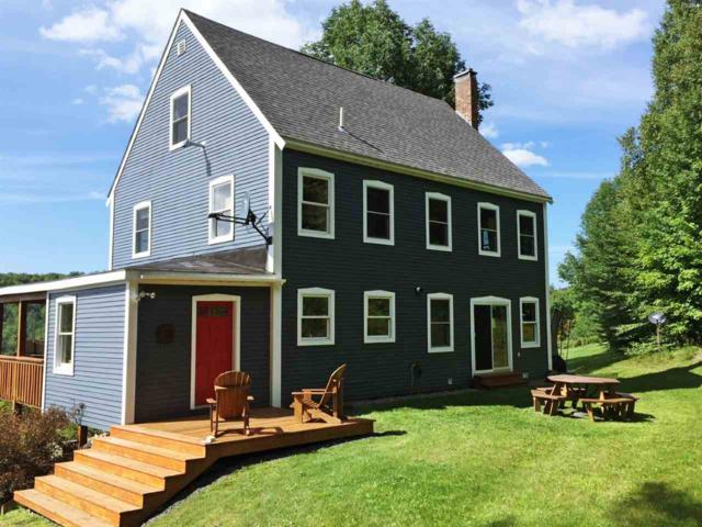 101 Tunny Mountain Road #3, Kirby, VT 05851 (MLS #4714166) :: Lajoie Home Team at Keller Williams Realty
