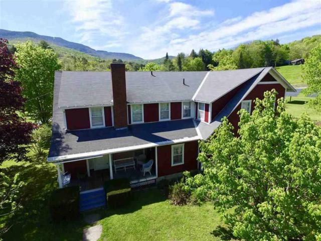 1912 Mill Brook Road, Fayston, VT 05673 (MLS #4715296) :: Lajoie Home Team at Keller Williams Realty