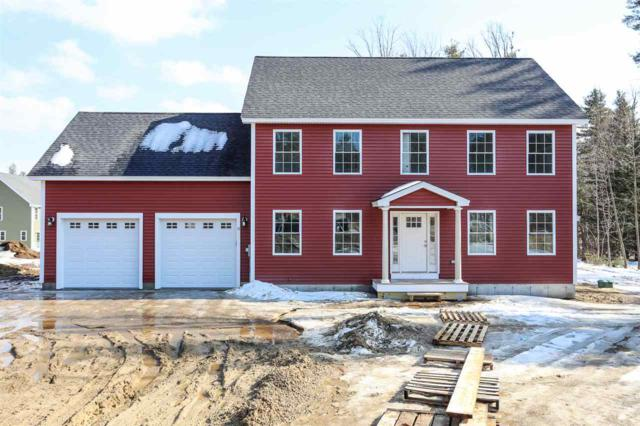 11 Riley Road #16, Mont Vernon, NH 03057 (MLS #4717782) :: The Hammond Team