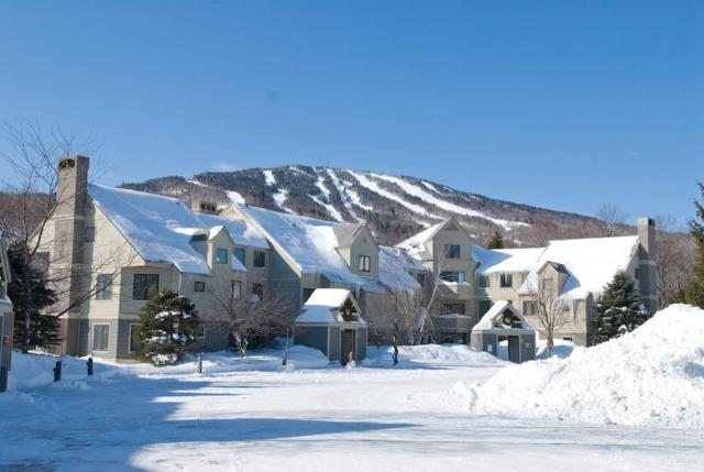 43 High Point Drive D12, Stratton, VT 05155 (MLS #4718105) :: The Gardner Group