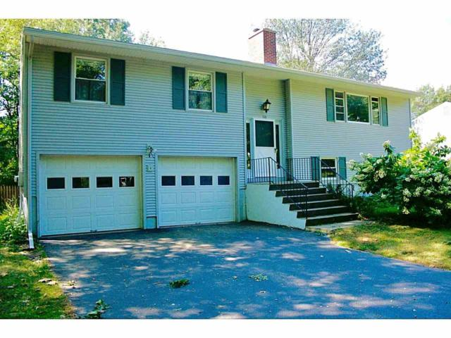 110 Tanglewood Drive, Colchester, VT 05401 (MLS #4719760) :: The Gardner Group