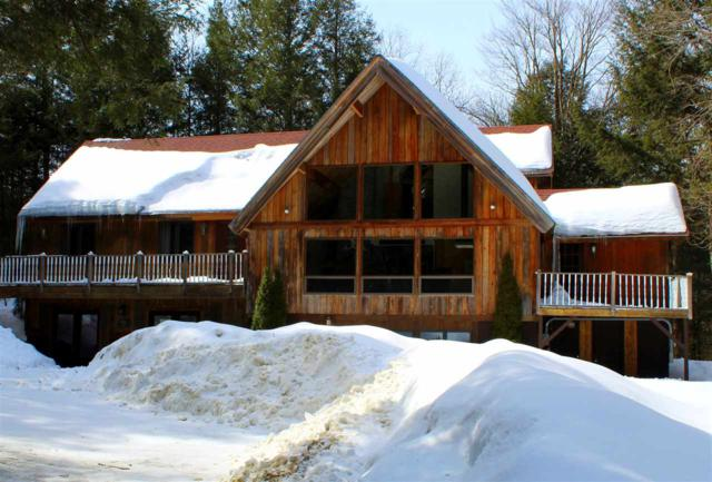 532 Sherwood Forest Road, Londonderry, VT 05148 (MLS #4720421) :: Lajoie Home Team at Keller Williams Realty