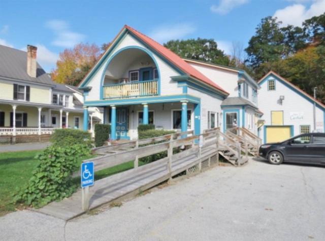 117 Main Street, Ludlow, VT 05149 (MLS #4726188) :: Keller Williams Coastal Realty