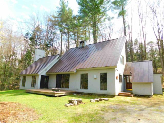 21 Burnt Hill Road, Winhall, VT 05340 (MLS #4730621) :: Hergenrother Realty Group Vermont