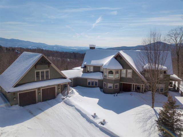 2242 Robinson Springs Road 52 & 53, Stowe, VT 05672 (MLS #4735128) :: Lajoie Home Team at Keller Williams Realty