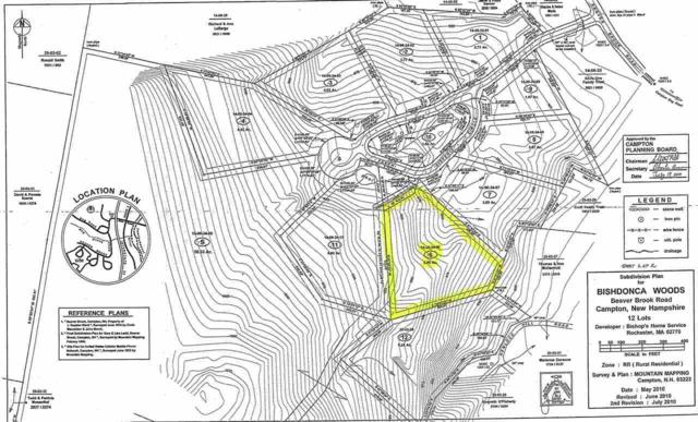 lot 6 Seven Sisters Circle Beaver Brook Ro, Campton, NH 03223 (MLS #4739692) :: Lajoie Home Team at Keller Williams Realty