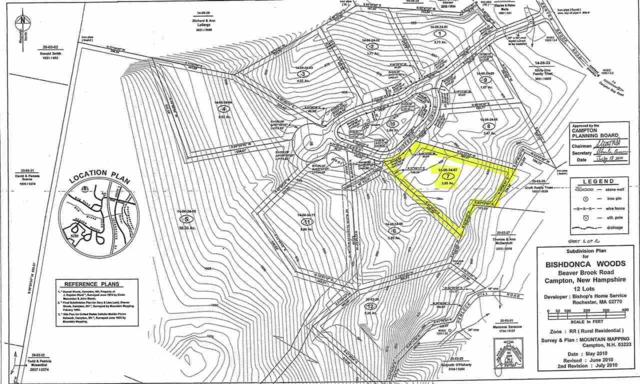 lot 7 Seven Sisters Circle Beaver Brook Ro, Campton, NH 03223 (MLS #4739694) :: Lajoie Home Team at Keller Williams Realty