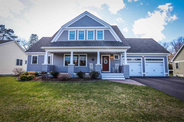 3 Marshall Way #2, Seabrook, NH 03874 (MLS #4744587) :: Lajoie Home Team at Keller Williams Realty