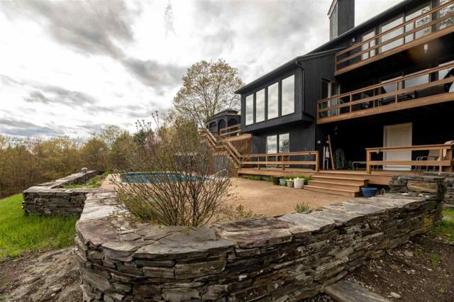 63 Douglas Hill Road, Norwich, VT 05055 (MLS #4749220) :: Hergenrother Realty Group Vermont