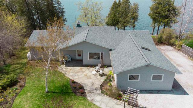195 West Shore Road, Grand Isle, VT 05458 (MLS #4752357) :: Hergenrother Realty Group Vermont