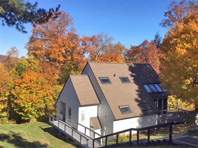 64 South Village Drive, Warren, VT 05674 (MLS #4767905) :: The Gardner Group