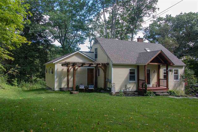 934 Center Fayston Road, Fayston, VT 05660 (MLS #4775479) :: The Gardner Group