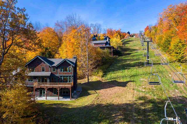 126 Grouse Lane, Ludlow, VT 05149 (MLS #4779845) :: Keller Williams Coastal Realty