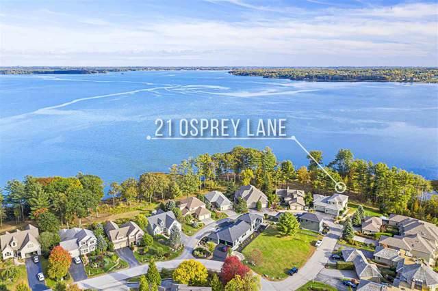 21 Osprey Lane, Newmarket, NH 03857 (MLS #4780857) :: Keller Williams Coastal Realty