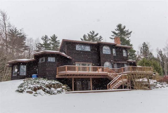 271 N Pinnacle Ridge Road, Waterbury, VT 05676 (MLS #4784377) :: The Gardner Group