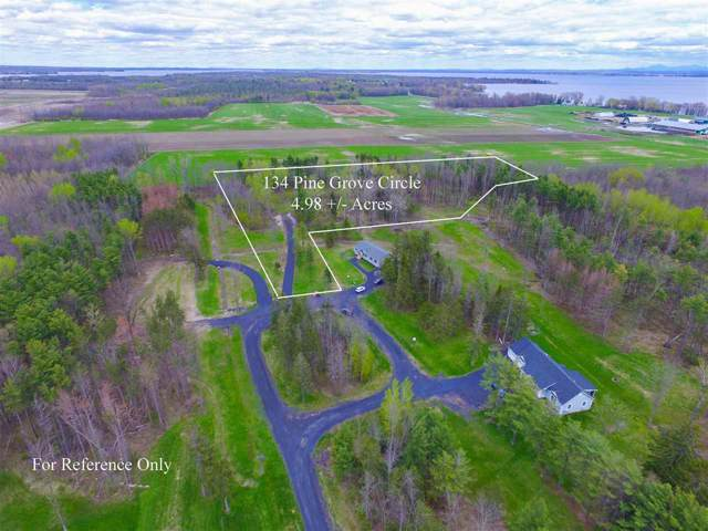 134 Pine Grove Circle #2, North Hero, VT 05474 (MLS #4787877) :: Hergenrother Realty Group Vermont