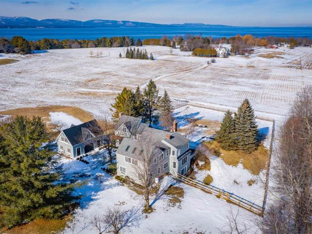 178 Popple Dungeon Road, Charlotte, VT 05445 (MLS #4790500) :: The Gardner Group