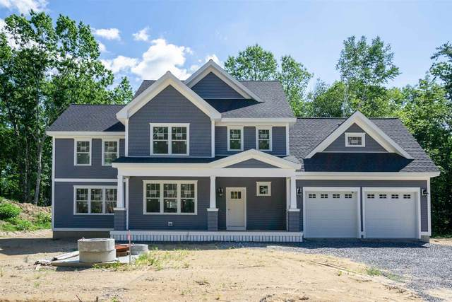 Lot 17 Garrison Cove #17, Dover, NH 03820 (MLS #4790697) :: Team Tringali