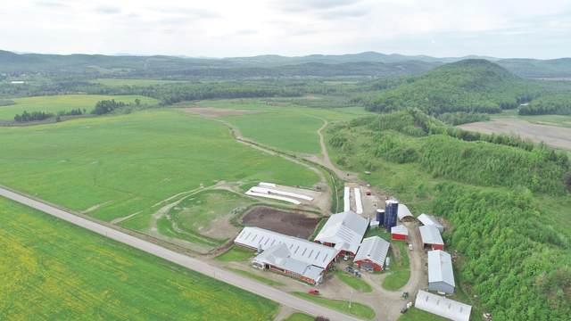 900 Rte 58 West Route, Irasburg, VT 05845 (MLS #4792266) :: Signature Properties of Vermont