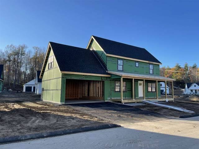 12 Pendleton Farms Lane #28, Amherst, NH 03031 (MLS #4792981) :: Signature Properties of Vermont