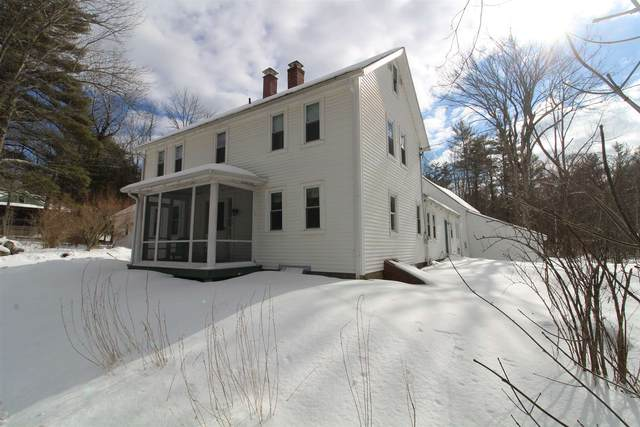 218 Gilmans Corner Road, Alton, NH 03809 (MLS #4793570) :: Hergenrother Realty Group Vermont