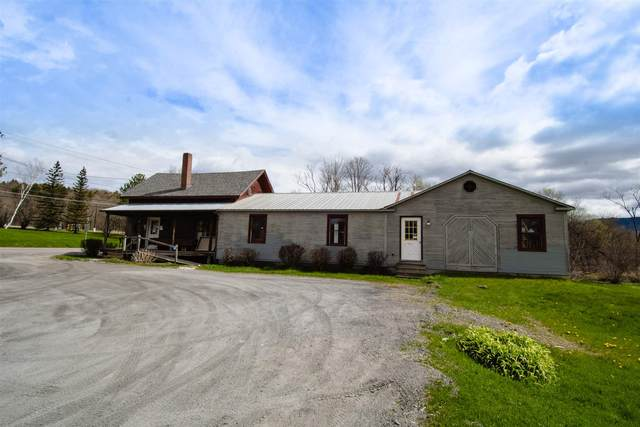 1320 Waterbury Stowe Road, Waterbury, VT 05676 (MLS #4794808) :: The Gardner Group