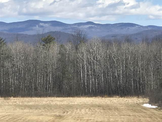0 Andrus Pitch Drive Lot C, Cornwall, VT 05753 (MLS #4797350) :: Parrott Realty Group