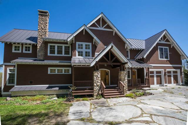 1211 Okemo Ridge Road, Ludlow, VT 05149 (MLS #4797969) :: Keller Williams Coastal Realty