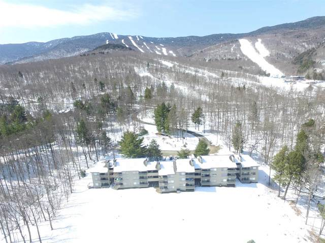 89 Snowside Drive #10, Fayston, VT 05673 (MLS #4798972) :: The Gardner Group