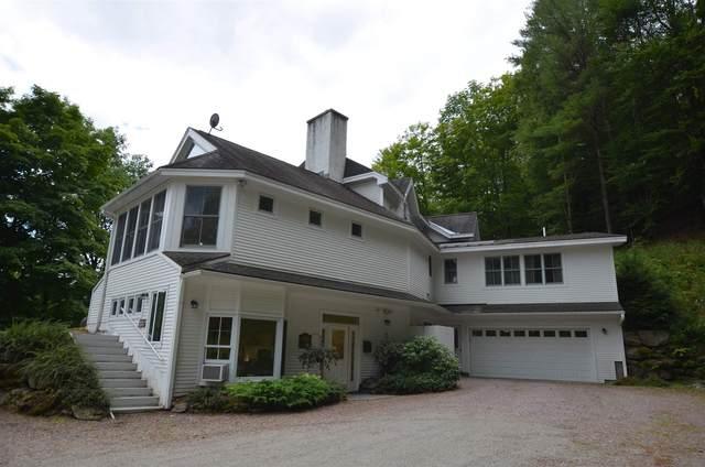 127 Mountain Road, Stowe, VT 05672 (MLS #4801680) :: The Gardner Group