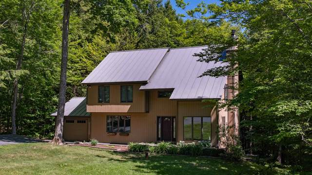 50 Hemenway Way, Hartford, VT 05059 (MLS #4802309) :: Hergenrother Realty Group Vermont