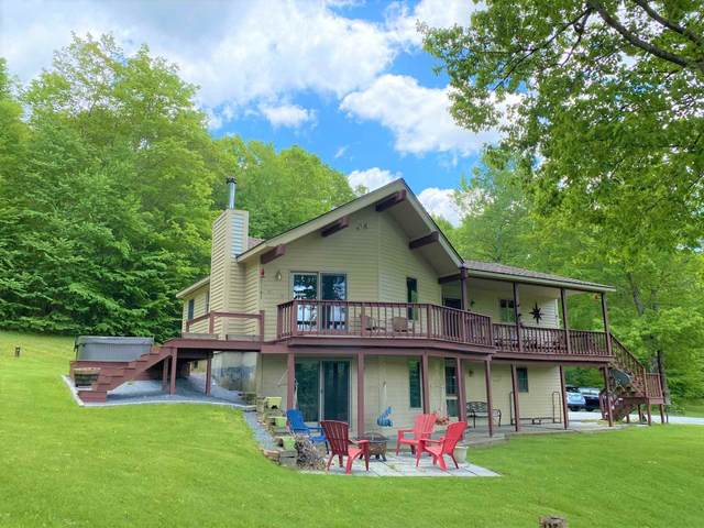 697 Hamilton Hollow, Sandgate, VT 05250 (MLS #4804581) :: Lajoie Home Team at Keller Williams Gateway Realty
