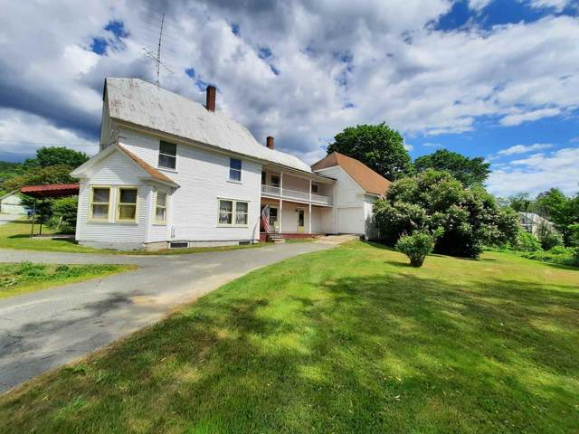 33 Post Office Road, Burke, VT 05871 (MLS #4812943) :: The Gardner Group