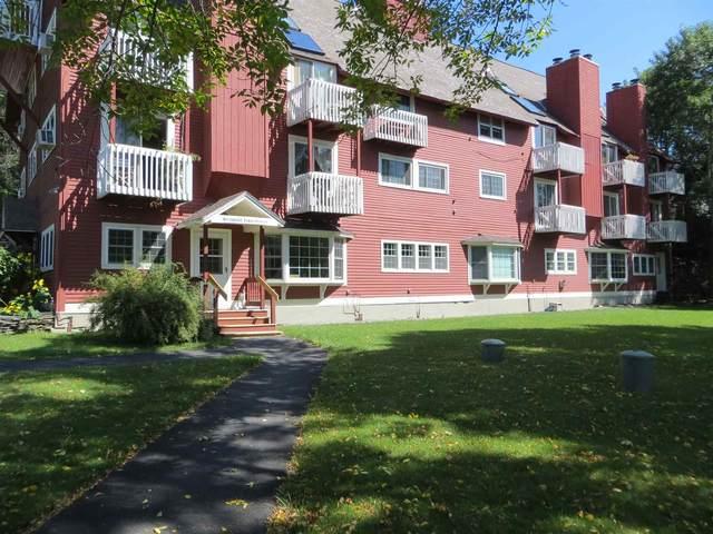 1856 Quechee Main Street #6, Hartford, VT 05059 (MLS #4818832) :: Team Tringali