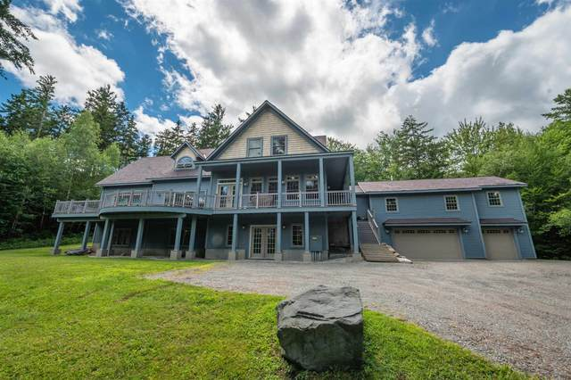 23 Stone Ridge Loop, Dover, VT 05356 (MLS #4820752) :: Signature Properties of Vermont