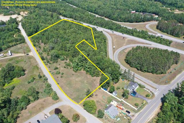 Hall Road, Canterbury, NH 03224 (MLS #4821258) :: Signature Properties of Vermont