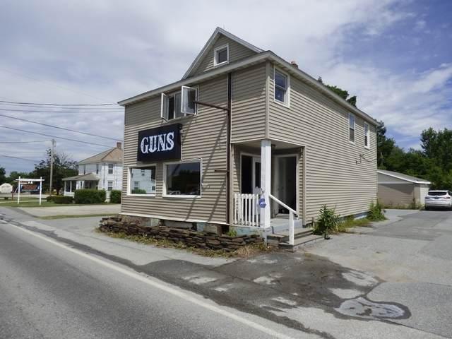 201 Northside Drive, Bennington, VT 05201 (MLS #4821278) :: Lajoie Home Team at Keller Williams Gateway Realty
