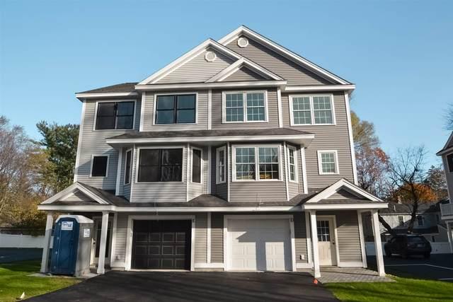 69 Main Street Unit D, Exeter, NH 03833 (MLS #4835752) :: Signature Properties of Vermont