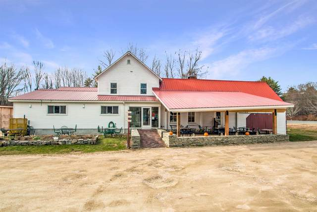 207 Us Route 302, Bartlett, NH 03838 (MLS #4840159) :: Signature Properties of Vermont