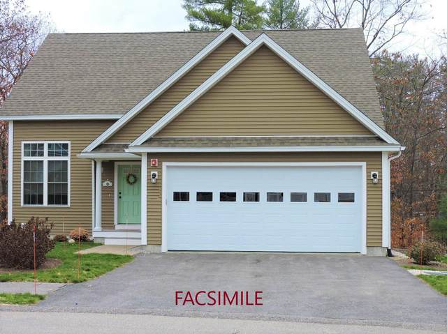 74 Sterling Drive #77, Laconia, NH 03246 (MLS #4841230) :: Signature Properties of Vermont