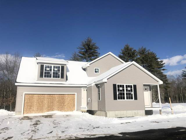 113 Crawley Falls Road #3, Brentwood, NH 03833 (MLS #4843292) :: Signature Properties of Vermont