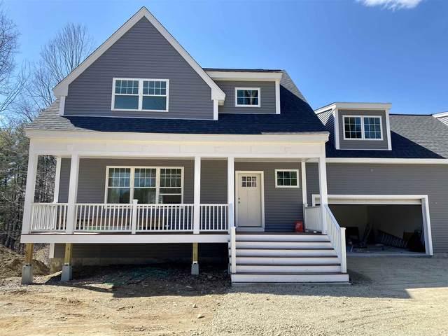 169 Portsmouth Avenue, Stratham, NH 03855 (MLS #4844856) :: Keller Williams Coastal Realty