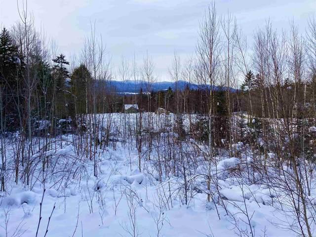 0 Elmore Knolls West Road Lot 3, Elmore, VT 05661 (MLS #4847265) :: Signature Properties of Vermont
