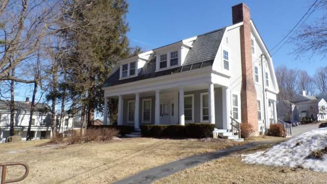 432 South Street Unit D-2, Bennington, VT 05201 (MLS #4849869) :: Signature Properties of Vermont