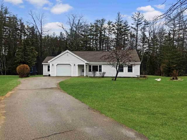 66 Heard Road, Sandwich, NH 03227 (MLS #4851565) :: Signature Properties of Vermont