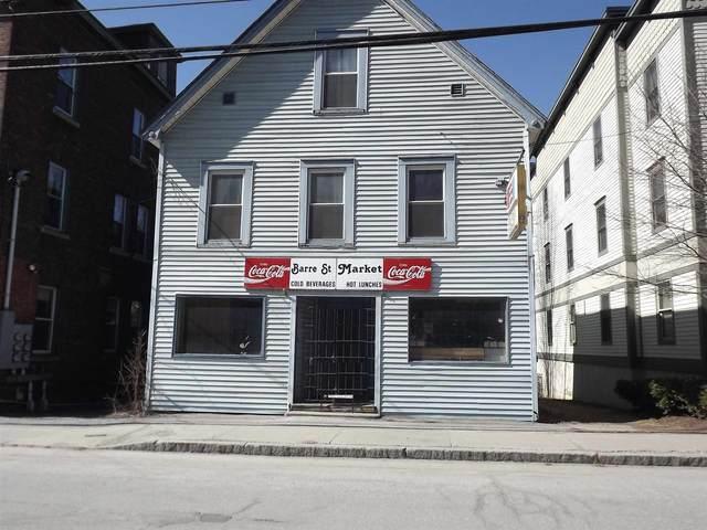 203 Barre Street, Montpelier, VT 05602 (MLS #4851584) :: The Gardner Group