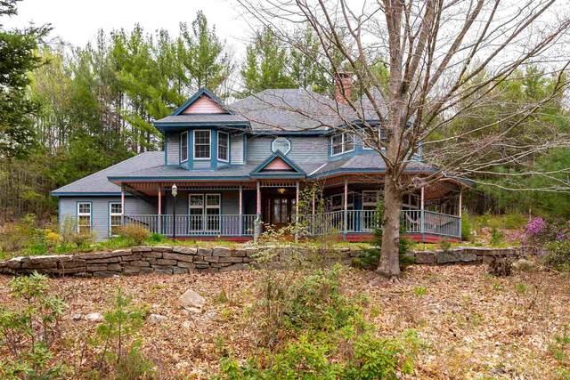 220 Grandview Road, Conway, NH 03818 (MLS #4853097) :: Keller Williams Realty Metropolitan