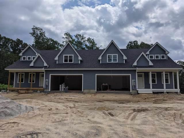 102 South Road #2, Fremont, NH 03044 (MLS #4853335) :: Keller Williams Coastal Realty