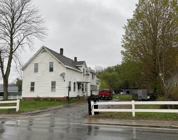 247 North Street, Claremont, NH 03743 (MLS #4854084) :: Signature Properties of Vermont