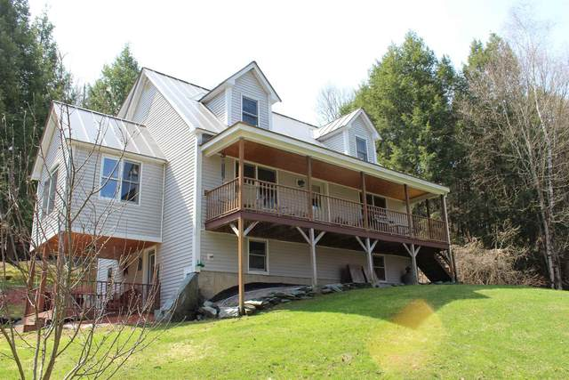 218 Pudvah Hill Road, Bakersfield, VT 05441 (MLS #4855156) :: Keller Williams Coastal Realty